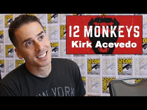 12 Monkeys - Kirk Acevedo Interview