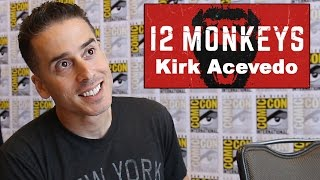 Kirk Acevedo (José Ramse) talks about knowing his future as a time ...