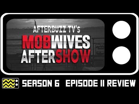 Mob Wives Season 6 Episode 11 Review W/ Drita D'Avanzo | AfterBuzz TV