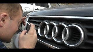 Не Идеальный Audi S6 Поехал В Ремонт. Процесс Пошел.