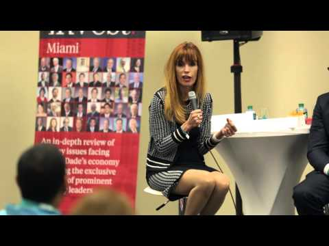 Invest: Miami hosts VIP panel on Infrastructure