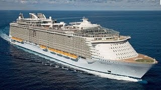 Oasis Of The Seas Official Tour!!