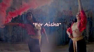 For Aisha | MEMBA | Anu Mysore Choreography | The Sky Is Pink
