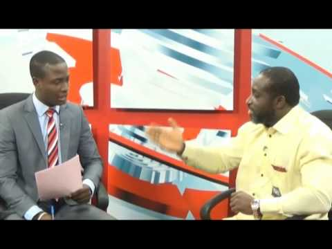 Le report des élections au Togo en débat sur TV3 Network à Accra avec  Nicodème Habia