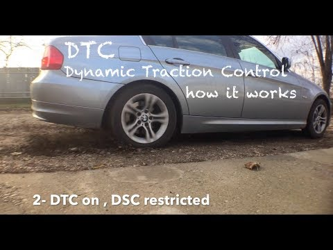 BMW e90 DTC button EXPLAINED Real world TEST !