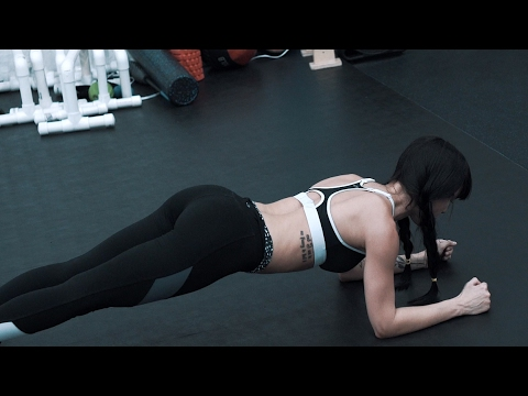 THENX FLOW With Fitness Model Sunamys Villalba