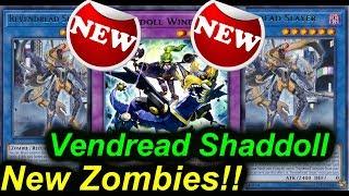 Vendread Shaddoll - New Ritual Zombies!!  【LINK SUMMON】