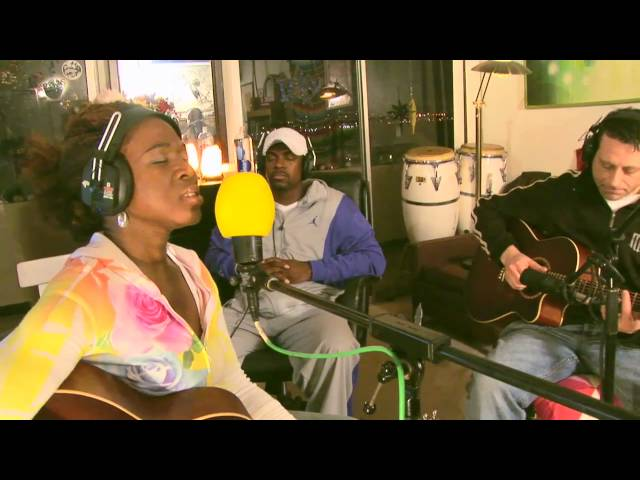 India Arie - Beautiful Flower HD with Chris Tucker