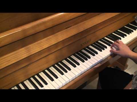 Hot Chelle Rae - Honestly Piano by Ray Mak
