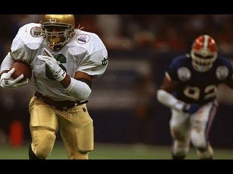 1992 Sugar Bowl #3 Florida vs #18 Notre Dame No Huddle