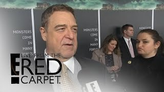 How John Goodman Dropped Serious Weight | Live from the Red Carpet | E! News