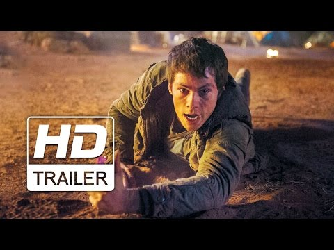 Maze Runner: Prova de Fogo | Trailer Dublado | Oficial HD