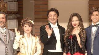 石丸幹二、笹本玲奈、宮澤エマらが出演するミュージカル「ジキル&ハイ...