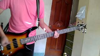 Download Lagu The Script - The Man Who Can't Be Moved (Bass Cover) Mp3