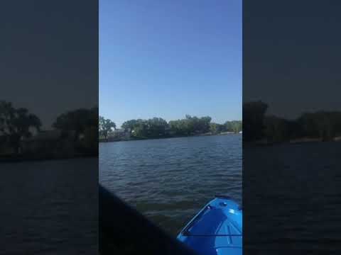 Filipina girl living in Nebraska . #shorts #fire #water #kayak #friends