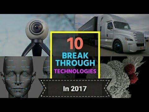 10 Breakthrough Technologies 2017-18|Tech review 2017/18
