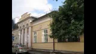 видео Гоголевский бульвар 10 – Усадьба Нарышкиных