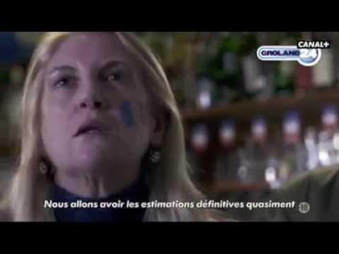 Mdr - Réaction des français au passage de Marine le Pen à la présidentielle