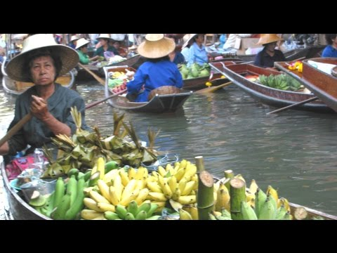 Floating Market - Journey with Jamie Logan