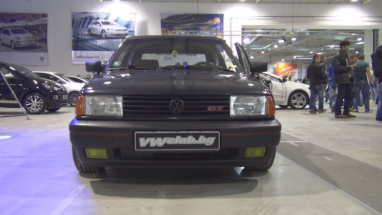 Volkswagen Polo Gt G40 1992 Exterior And Interior