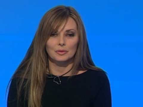Carole Vorderman in last Countdown Show