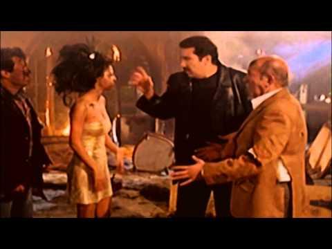 Nems Bond Movie | فيلم نمس بوند - مشهد كوميدى لشريف النمر وهو يفجر الفيلا على دوللى شاهين