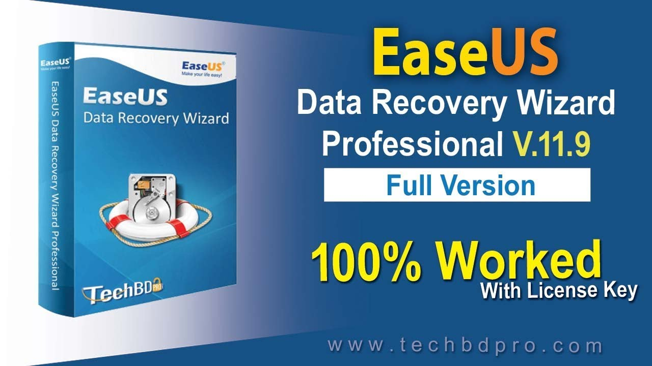 Download EaseUS Data Recovery Wizard 11.9.0 Full Version ...