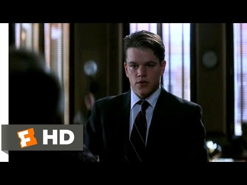 The Rainmaker (6/7) Movie CLIP - Rudy's Closing Argument (1997) HD