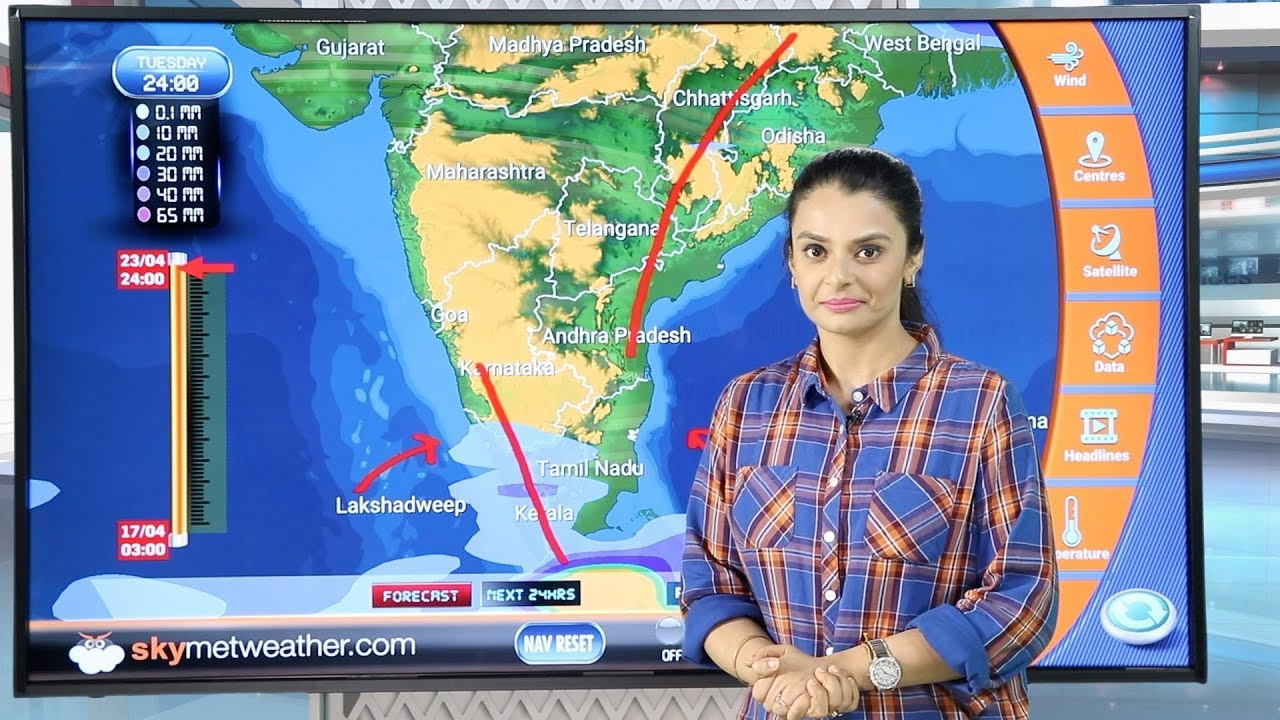 Weather in Tamil Nadu and Kerala: Pre-Monsoon rain likely in Kochi