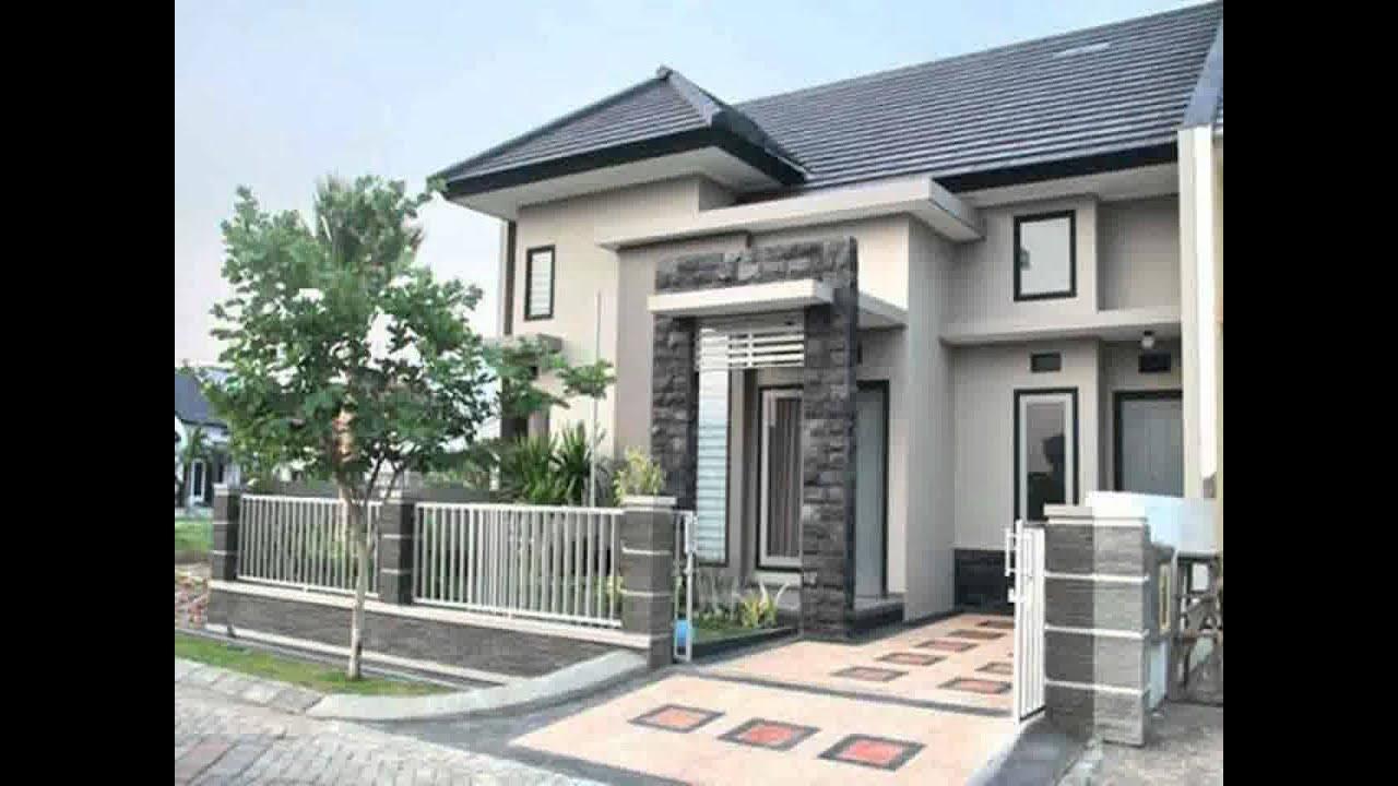 Model Rumah Joglo Minimalis Yg Sedang Trend Saat Ini YouTube & 109 Denah Rumah Minimalis Joglo | Gambar Desain Rumah Minimalis