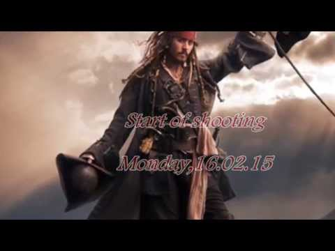 Pirates of the Caribbean - Dead Men Tell No Tales   First set photos
