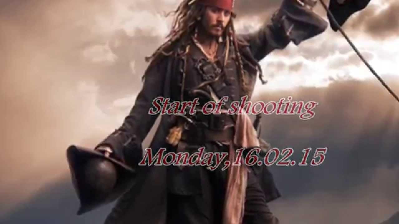Премьеры фильма Пираты Карибского моря : Мертвецы не - iVI
