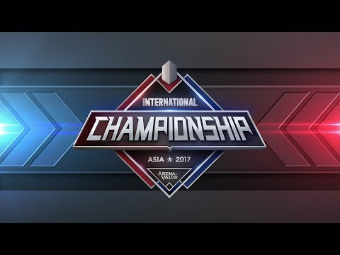 AOV INTERNATIONAL CHAMPIONSHIP 2017