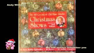 andy  williams   Christmas album 19 95-Need a Little Christmas
