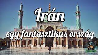 Irán 2. Mosque, karaván állomás es bazár     Motorral a világ körül 17. rész
