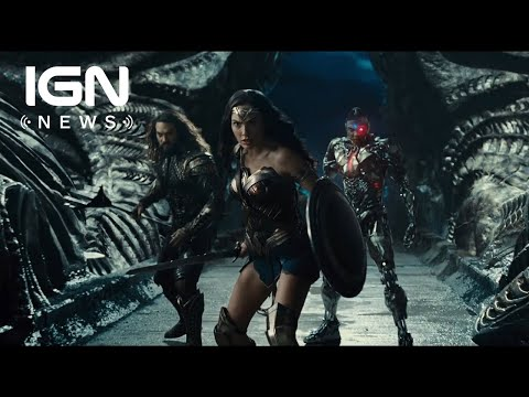 Justice League Blu-ray Details, Release Date Revealed - IGN News Mp3