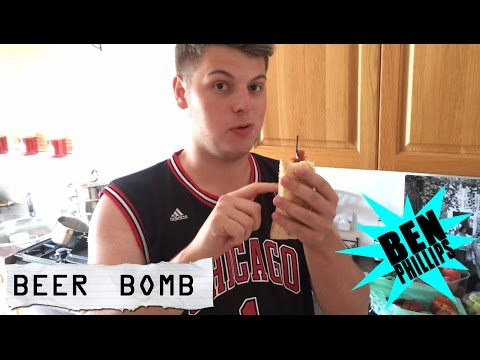 Thumbnail: Ben Phillips | Cat Bomb - What happens when you feed a cat dynamite