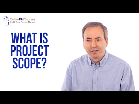 Project Management in Under 5: What is Project Scope?