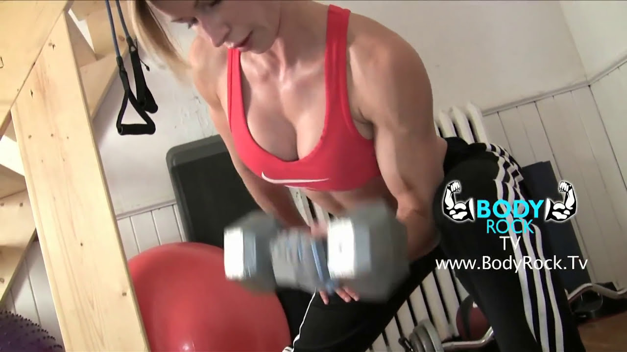 BodyRock   Upper Body Workout  Biceps Exercise