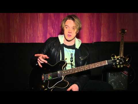 Shim Moore from Sick Puppies: The Sound and The Story (Short)