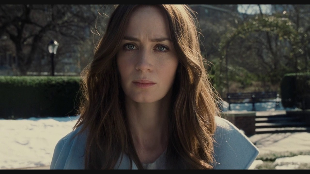 The Girl on the Train Ending - Rachel | Emily Blunt - YouTube
