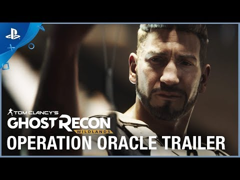 Tom Clancy's Ghost Recon: Wildlands - Operation Oracle Trailer | PS4