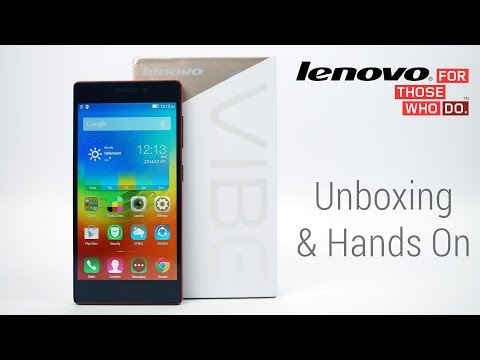 Lenovo Vibe X2 - Unboxing & Hands On
