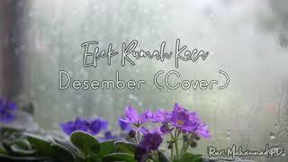 Efek Rumah Kaca - Desember | Cover