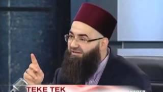 Cübbeli Ahmet Hoca Şeytan ve Meleği Anlatıyor-Teke Tek Özel