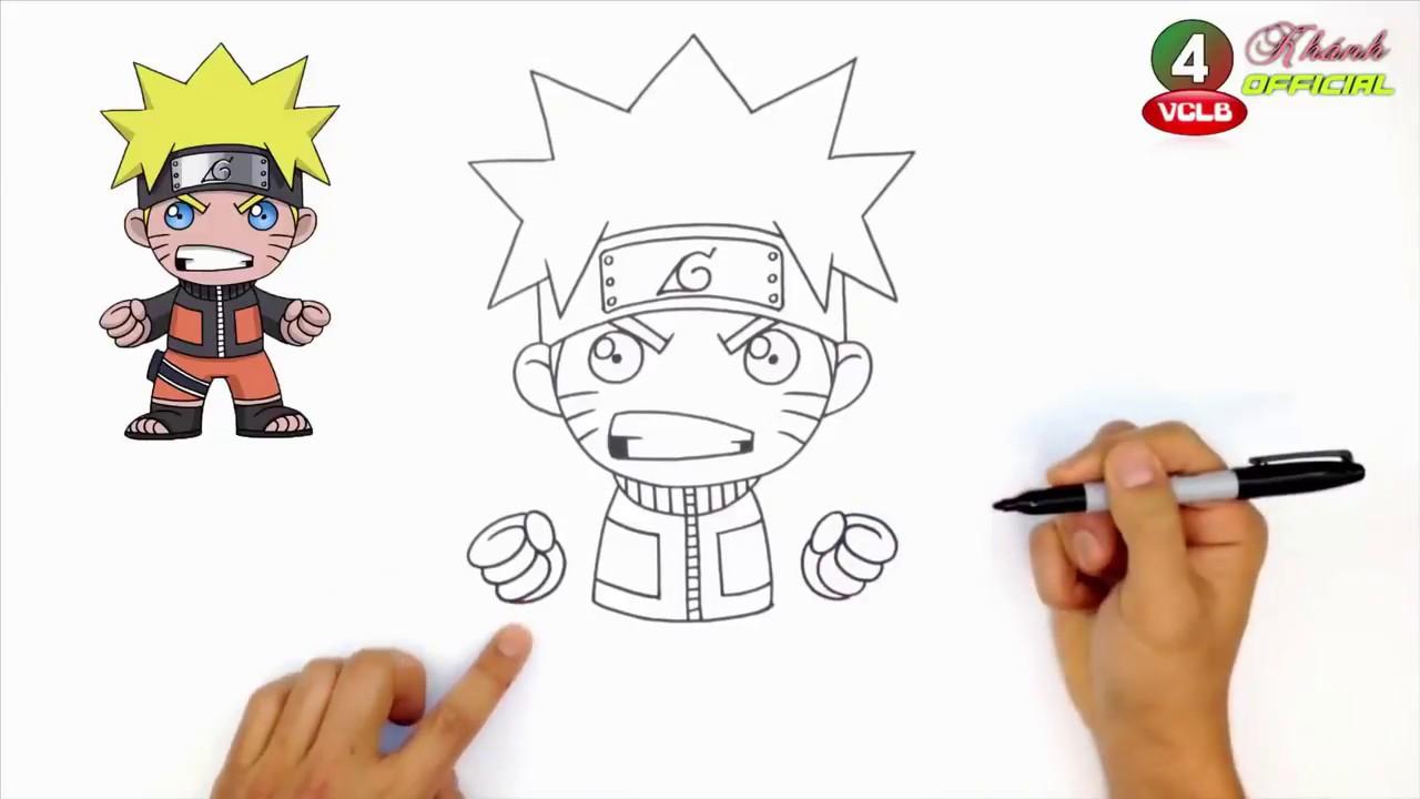 Vẽ Naruto