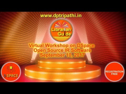 1 - Introduction to IR / Digital Library and DSpace