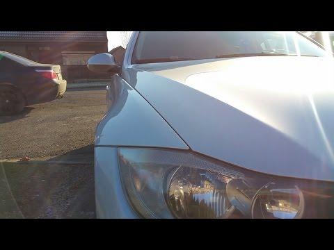 Осмотр без толщиномера. BMW E90 с проблемой мотора. Трешка, за три и пять!
