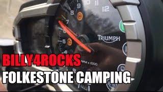 Folkestone camping