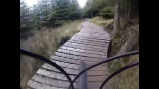 16/11/13 Ballinastoe Mountain Bike Trail, Wicklow, Ireland